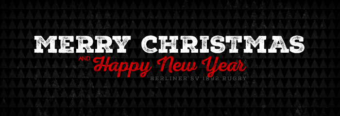 Besinnliche Weihnachtstage und einen guten Rutsch ins neue Jahr ...