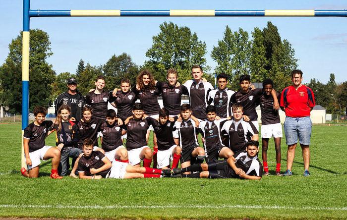 BSV 1892 Mannschaftsfoto U16