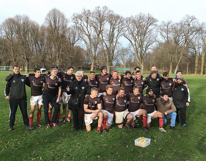BSV Herren Team 2015/2016